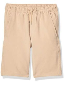 Boys' School Uniform Jogger Short