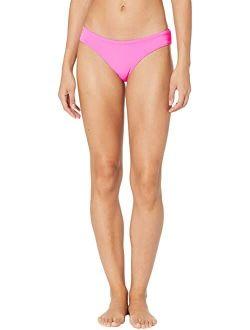 Heritage Fuchsia Sublime Signature Cut Reversible Bikini Bottoms