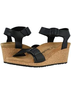 PU Adjustable Wedges Soley by Papillio
