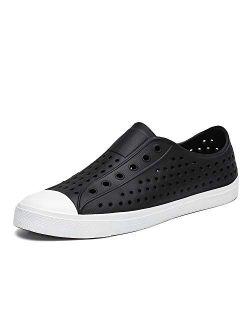 Boys Girls Slip-on Water Shoes Beach Sandals Breathable Sneaker Garden Clogs