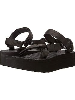 Womens Universal Eva Midsole Flatform Lightweight Sandals
