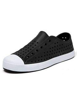 Men Women Garden Shoes Slip On Beach Sneaker Breathable Lightweight Water Shoes