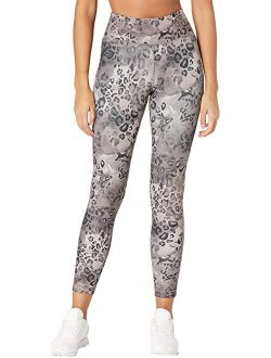Women's Printed High Waisted Lux Leggings