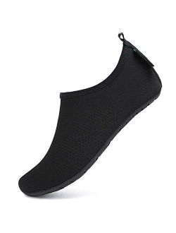 Boys Girls Barefoot Water Shoes Quick Dry Non-slip Aqua Socks Outdoor Sports Beach Swimming Pool