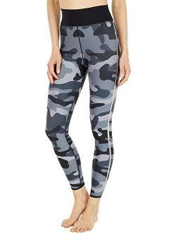 Women's Field Camouflage Ultra High Waisted Leggings