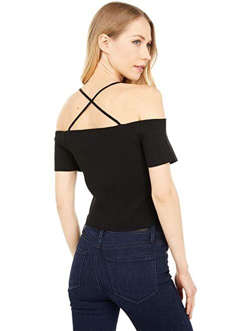 Deena Off Shoulder Knit Top