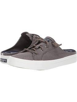 Crest Vibe Mule Canvas Slip-On Sneaker