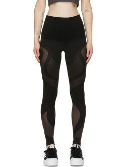 WOLFORD Black adidas Originals Edition Sheer Motion Leggings