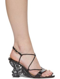 Black Paloma Butterfly Sandals