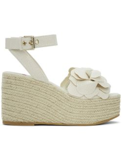 Entino Garavani 03 Rose Edition Atelier Flower Petal Sandals