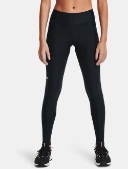 Women's HeatGear® Armour No-Slip Waistband Mid-Rise Full-Length Leggings
