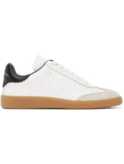 White Bryce Sneakers