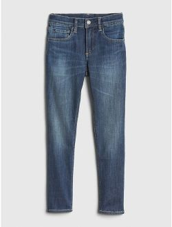 Kids Skinny Jeans with Washwell™