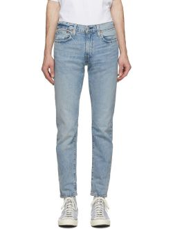 Blue 512 Slim Taper Jeans