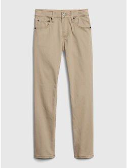 Kids Soft Wear Slim Jeans with Washwell™