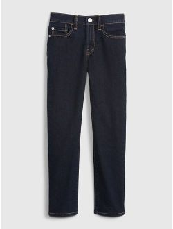 Kids Straight Jeans with Washwell™