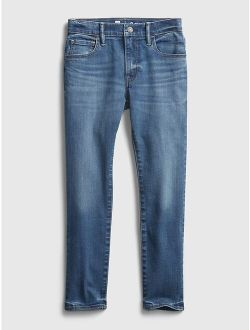 Kids Gen Good Slim Taper Jeans with Washwell™