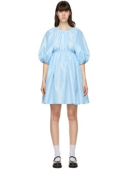 CECILIE BAHNSEN Blue Ava Dress