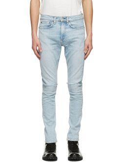 Blue Fit 1 Jeans