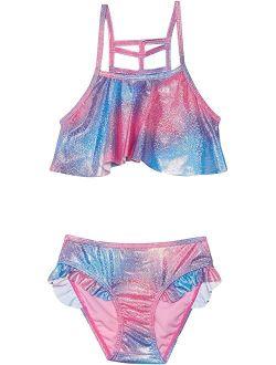 Cotton Candy Hermosa Bikini Set (Toddler/Little Kids/Big Kids)