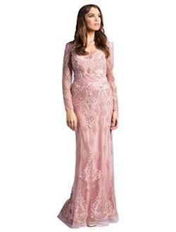 Dress Earth Lara 33631 Long Dress