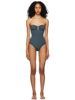 Eres Grey Cassiopée One-Piece Swimsuit