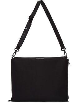 Black Inn L Sleek Messenger Bag