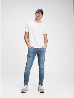 Flex Skinny Jeans With Washwell™
