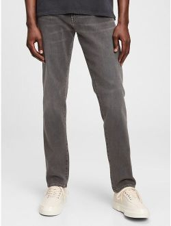 Soft Wear Slim Jeans With Washwell&#153