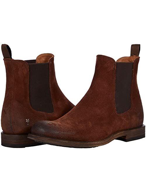 Frye Tyler Slip On Chelsea Boot