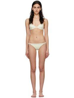 Medina Swimwear White Sunkiss Bikini