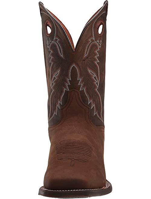 Dan Post Abram Slip-On Cowboy Boot
