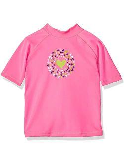Upf 50+ Sun Protective Rashguard Swim Shirt (toddler)