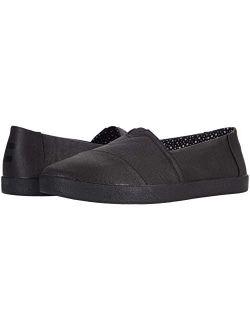 Avalon Nylon Slip-on  Classic Toe Shoes