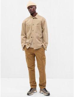 Ouflage Cotton Cargo Pants With Gapflex
