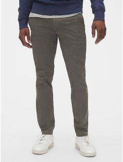 Tage Khakis In Skinny Fit With Gapflex