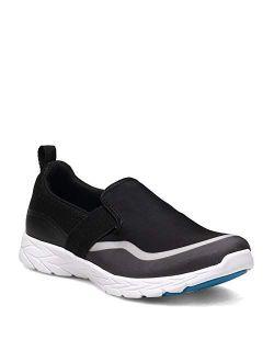 Women's Brisk Nalia Slip-on Walking Shoes - Ladies Active Sneakers With Concealed Orthotic Arch Support