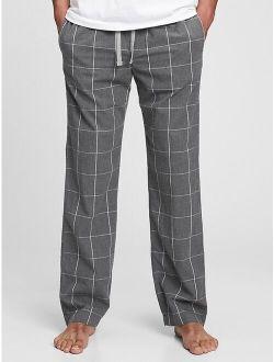 Adult Pajama Pants In Poplin