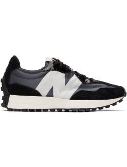 Black 327 Sneakers