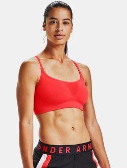 Women's UA Vanish Seamless Essentials Sports Bra