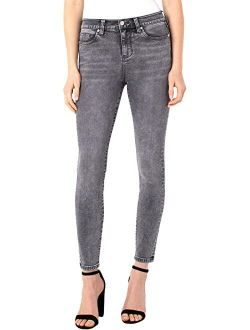 Liverpool Abby Ankle Skinny Jeans in Ramsey