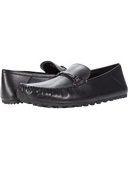 Collapsible Heel Leather Loafer