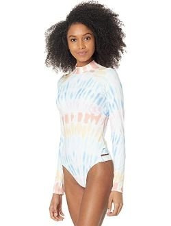 Rip Curl Wipeout Long Sleeve One-Piece