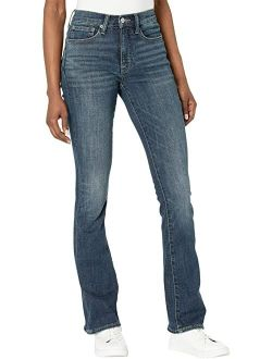 Bianca Bootcut Jeans In Crystal