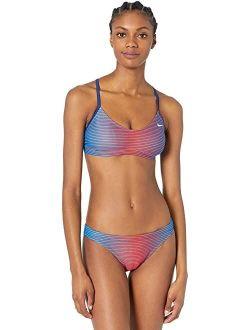Tri-back Bikini Top