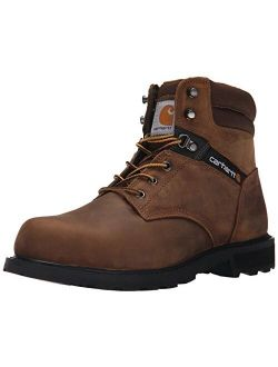 Men's 6 Work Safety-toe Nwp Work Boot