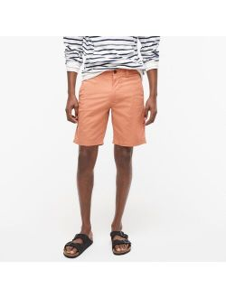 """9"""" Stretch Relaxed Fit Chino Short"""