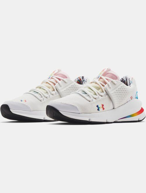Under Armour Unisex UA Forge RC Pride Sneaker