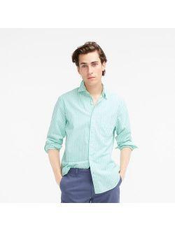Slim Broken-in Organic Cotton Oxford Shirt