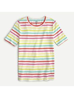 Slim Perfect T-shirt In Stripe